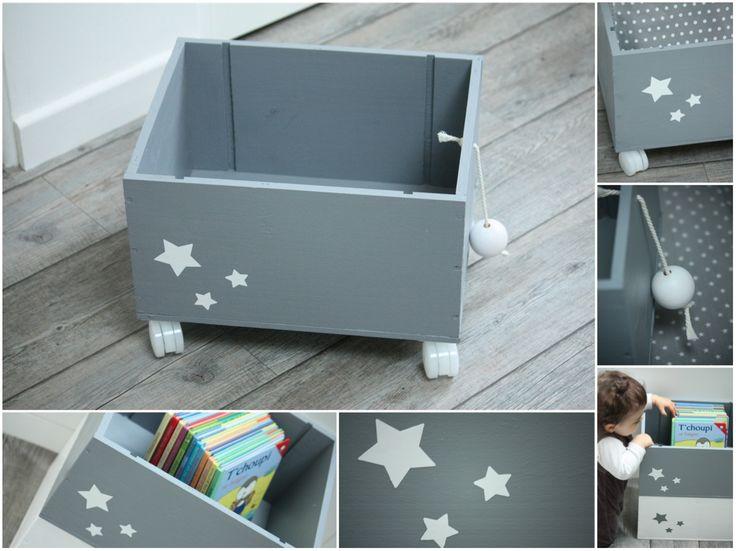 les 25 meilleures id es de la cat gorie ikea caisse bois sur pinterest biblioth que avec des. Black Bedroom Furniture Sets. Home Design Ideas
