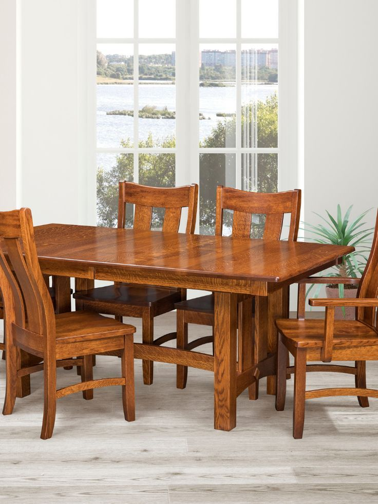 The Houston Series Classic Dining Furniture Pieces From The