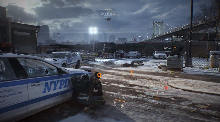the division | E3 2013: Ubisoft Unveils Tom Clancy's The Division Online Open World ...