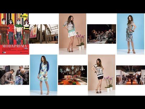 Paola Davoli fashion Modaprima next 22 May 2015 video