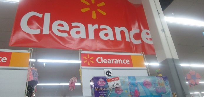 "Walmart Clearance :: The Best Walmart Clearance Deals are ""Hidden"""