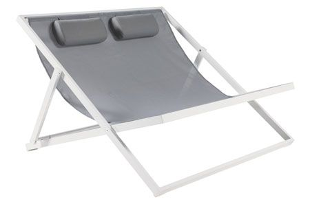 Cannes Double Deck Chair  Dwell