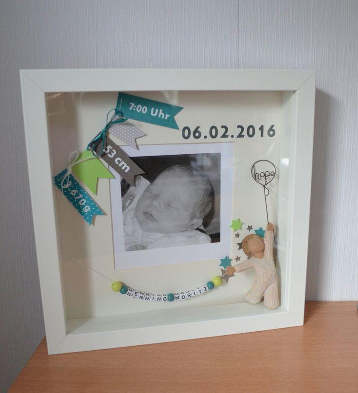 Für den kleinen Neffen zur Geburt