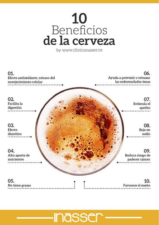 10 beneficios de la cerveza recetas cocina alimentos y m s pinterest food - Alimentos con levadura de cerveza ...