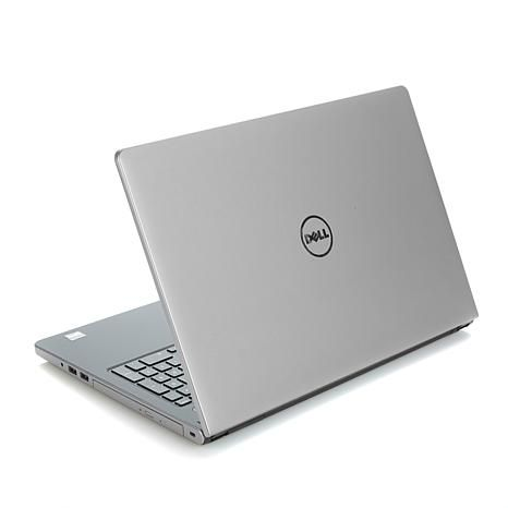 """Dell Inspiron 15.6"""" HD AMD A8 Quad-Core, 8GB RAM 1TB HDD Windows 10 Laptop with - 8138943   HSN"""