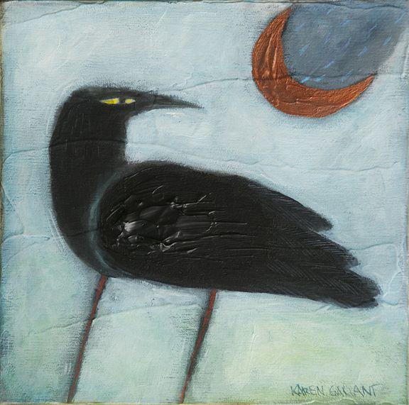 Crescent Crow