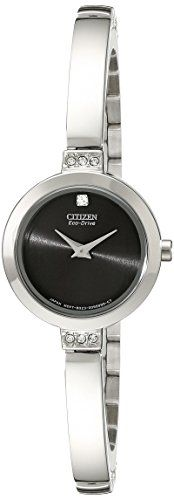 #cheapcitizenwatches-citizenwatchsale #citizenquartzwatch #eco-drive-citizeneco-citizenecowatch- Citizen Eco-Drive Women's EW9920-50E Stainless Steel Swarovski Crystal-Accented Watch Check https://www.carrywatches.com