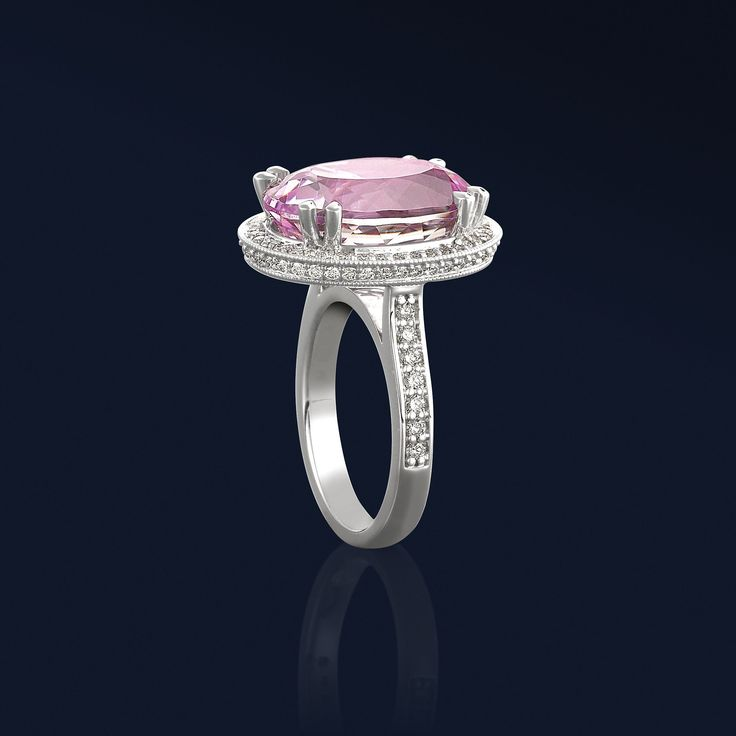 The perfect ring for Valentines Day!