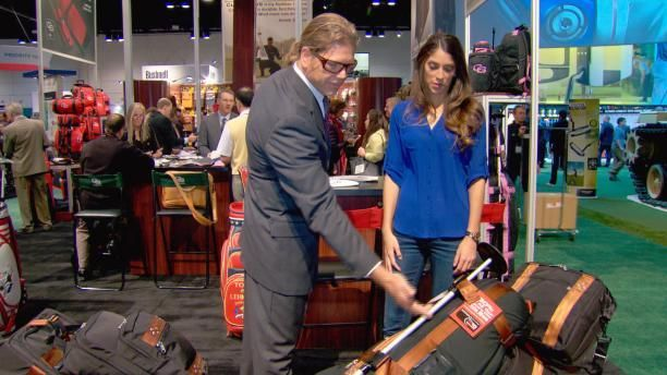 Bailey Mosier talks to Jeffrey Herold, president and CEO of West Coast Trends about two of his popular brand's products for 2014.