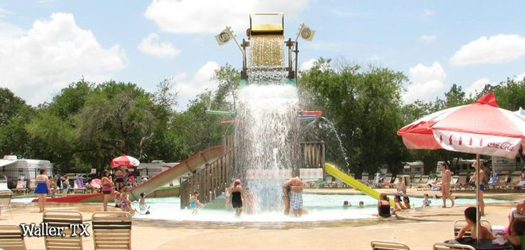 Houston Area Camping in Texas | Yogi Bear's Jellystone Park Camp-Resorts