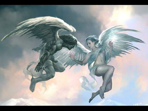 Главная загадка вселенной.Ангелы и демоны. - YouTube