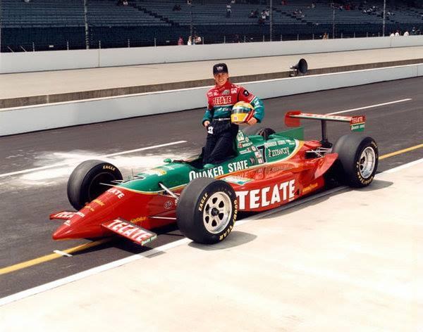 f1 Indy-500 Adrian Fernandez, #7, Tecate-Quaker State, Reynard, Ilmor D | 0 AUTOS - PILOTOS ...
