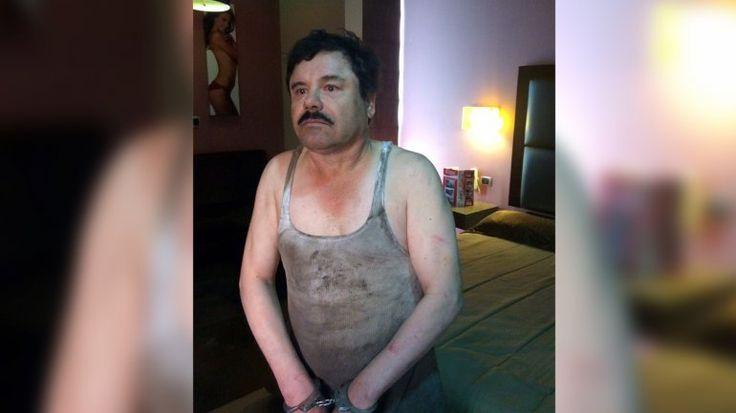El sitio de noticiasMilenioreveló que fuentes de la Marina presentes en el momento en que fue apresadoJoaquín Guzmán Loera,el capo narco más buscado del mundo,, revelaron cuáles fueron