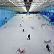 Ski Sessions in Bristol - A great stag do, stag weekend and stag party activity!