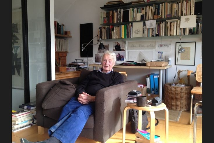 Tributes to Neave Brown: 'An architect who designed the setting for social life and relationships' keep rolling in!  |  The profession pays tribute to 88-year-old social housing 'legend' Neave Brown, who will receive the RIBA 2018 Royal Gold Medal next month