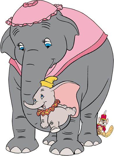 Dumbo & Mrs. Jumbo