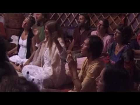Chanting with Kevin James Heartsongs Temple of my heart