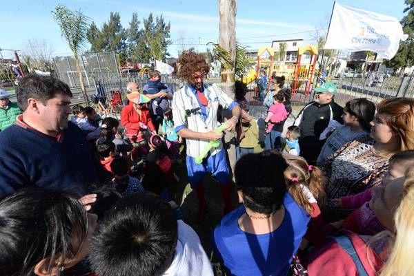 """Último finde de festejos por el """"Mes del Niño"""" en San Fernando"""