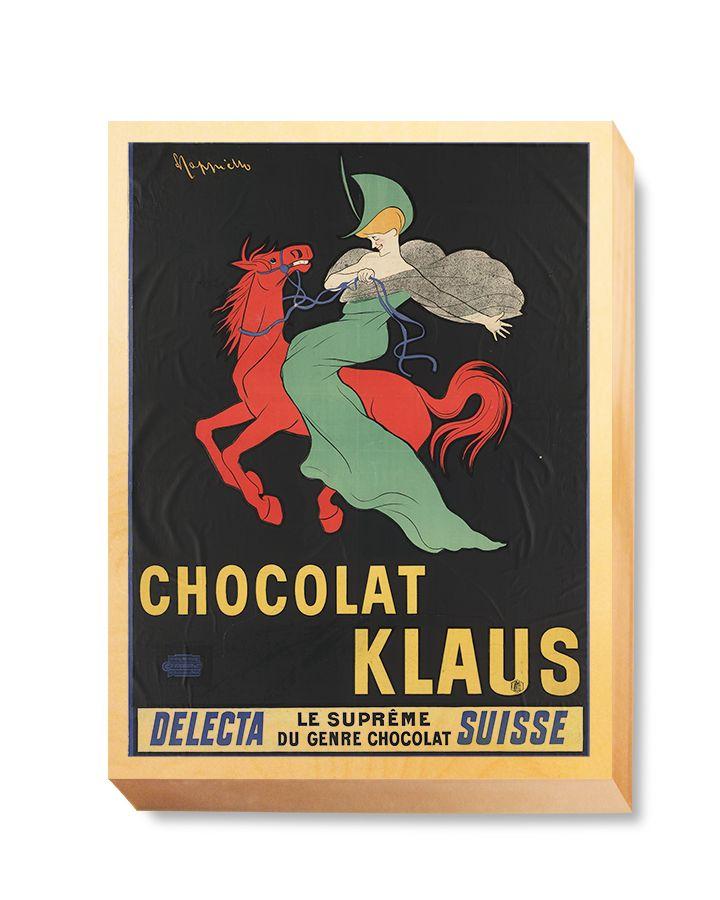 ADV 109 POR Chocolat Klaus