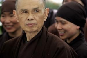 Thich Nhat Hanh's Mindfulness Training: Living the Buddhist Precepts: Thich Nhat Hanh in 2006