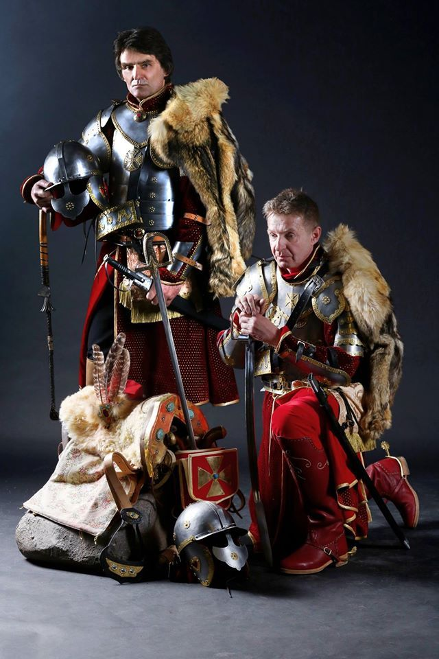 17th-century Polish Winged Hussars - reenacted by the Lublin Hussar Banner [Lubelska Chorągiew Husarska]. Explore more under my Polish Hussars tag.