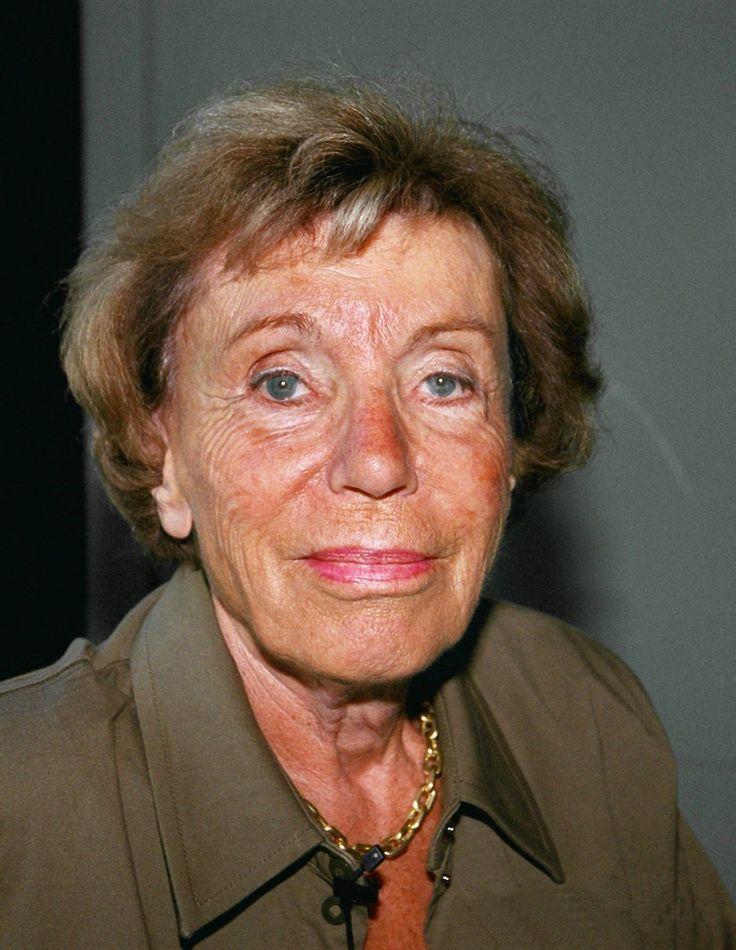 """Ihr Bestseller """"Salz auf unserer Haut"""" ist vielen bekannt, aber Benoîte Groult schrieb über viel mehr als sexuelle Befreiung. Sie richtete den Blick stets auf die Frauen. Jetzt ist die französische Schriftstellerin gestorben."""