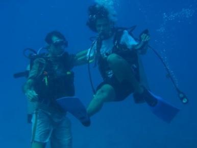 Curso: Buceo PADI Open Water Diver con VenBucea