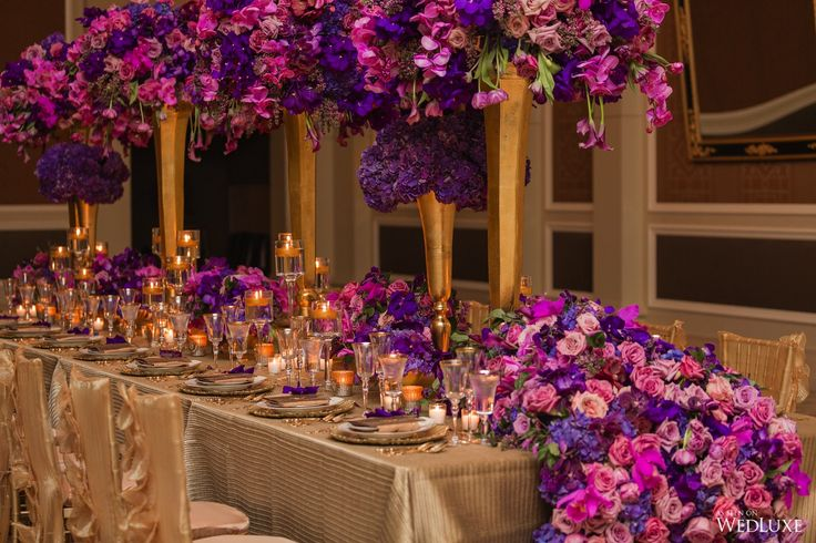Wedding Flowers Too Expensive : Best images about art de table haute gamme on