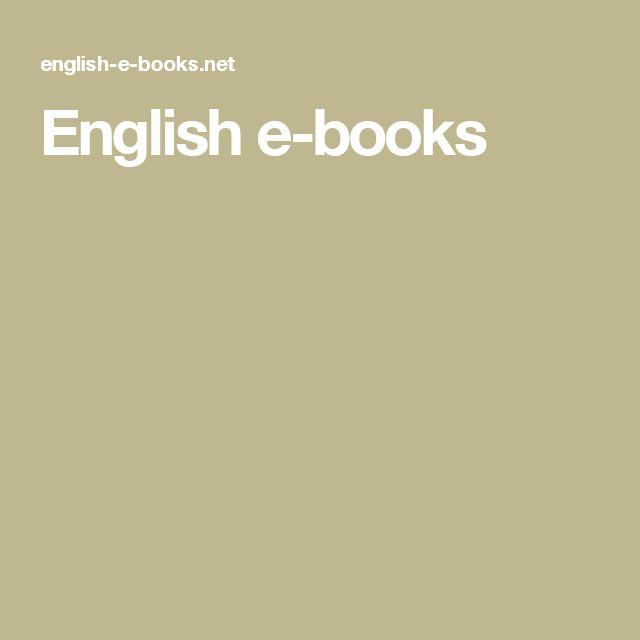 English e-books