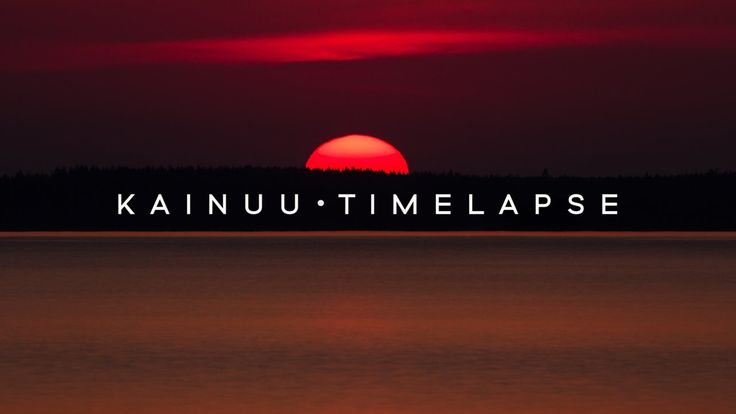 4K/UHD version can be find here: http://youtu.be/Bkr_ckQpEE8  This summer I was determined to fulfill one of my projects what I've had in mind for a longer time,… #kainuu #timelapse #video