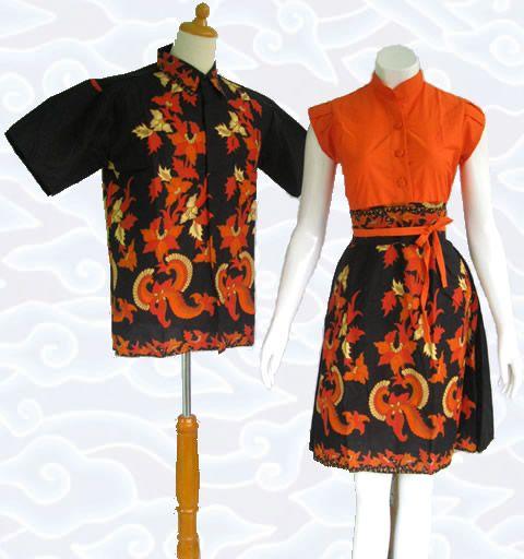 25 best batik couple images on Pinterest  Batik couple Kebaya
