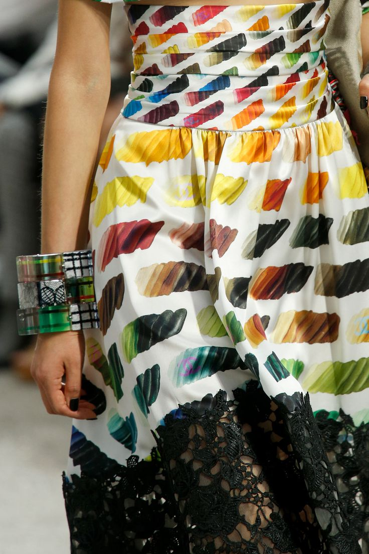 Chanel Spring 2014 Ready-to-Wear - Details - Gallery - Style.com