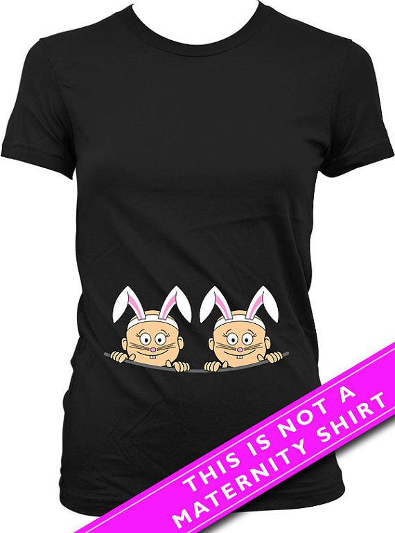 For entire collection of Twin Peeking Baby Shirts: https://www.etsy.com/ca/shop/Materniteees?section_id=17746105&ref=shopsection_leftnav_4  Pregnancy Reveal Baby Twins Kitty T Shirt  Welcome to Materniteees, pregnancy clothing made fun! ▄▄▄▄▄▄▄▄▄▄▄▄▄▄▄▄▄▄▄▄▄▄▄▄▄▄▄▄▄▄▄▄▄▄▄▄▄▄▄▄▄▄▄▄▄▄▄▄▄▄▄ COUPON CODES: Here is our way of saying thanks!  BUY 3 ITEMS GET 1 FREE (apply the coupon code 1FREE at checkout) BUY 6 ITEMS GET 2 FREE (apply the coupon code 2FREE at checkout) BUY 9 ITEMS GET 3 FREE…