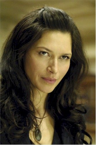 Karina Lombard and her charismatic, mysterious eyes