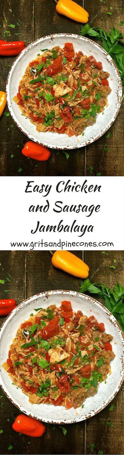 135 best mardi gras recipes images on pinterest relish recipes chicken and sausage jambalaya forumfinder Choice Image