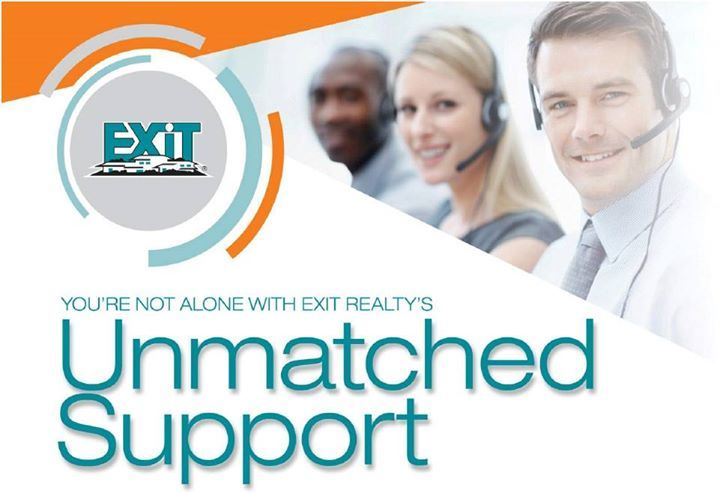 Come See Why We Say We Have Unmatched Support! Read More at http://ift.tt/2lGml7K Unmatched Support From EXIT Realty Central One of EXIT Realtys true differentiators is our unparalleled support at all levels: Region Franchise Associate and Administration. Associates Offering abundant tools and resources is important but teaching agents how to use them to get keep... #Agents #realestate