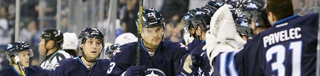 The Official Web Site - Winnipeg Jets I would love to visit the home of the Winnipeg Jets - the MTS Centre!