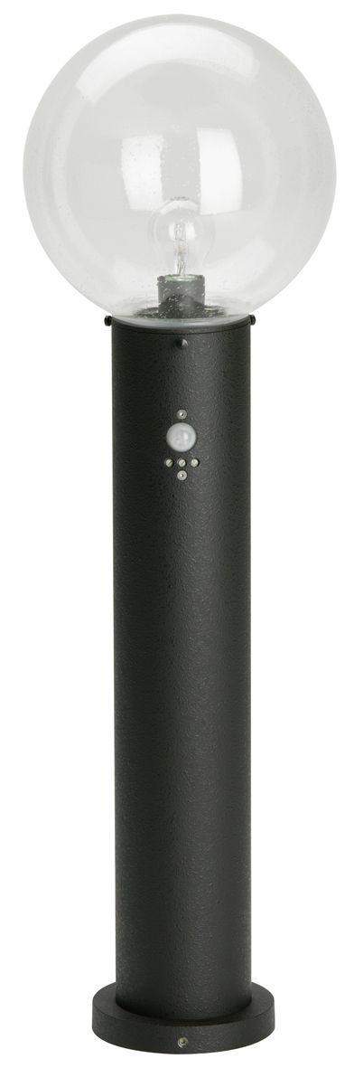 Albert Leuchten 662010 black schwarz noir 682010 weiß, white blanc mit Bewegungsmelder, Präsenzmelder, mit PIR-Bewegungs- und Lichtsensor , with PIR motion and light sensor,  Avec détecteur de mouvement IPR et capteur de luminosité