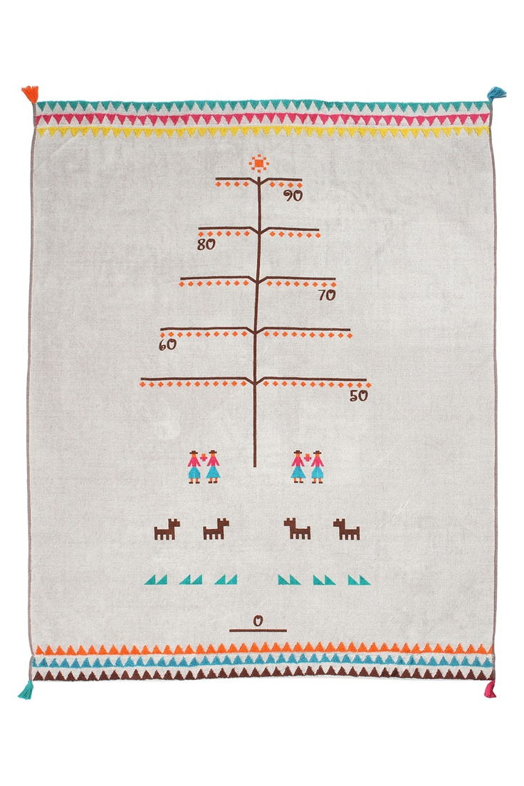 play mat/rug - measure the baby - Bobo