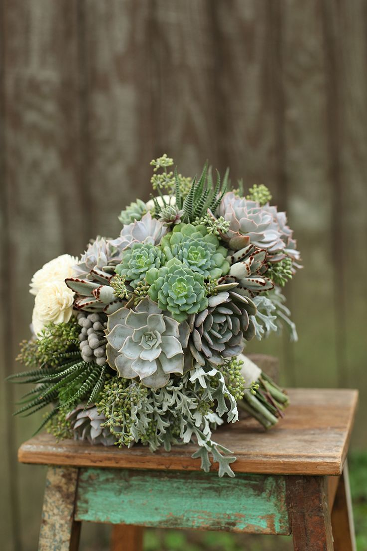 1000 images about succulent flower arrangements bouquets on pinterest floral arrangements. Black Bedroom Furniture Sets. Home Design Ideas