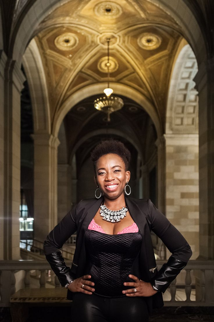 Natacha Supplice Henry femme en affaires Apollo l'agence