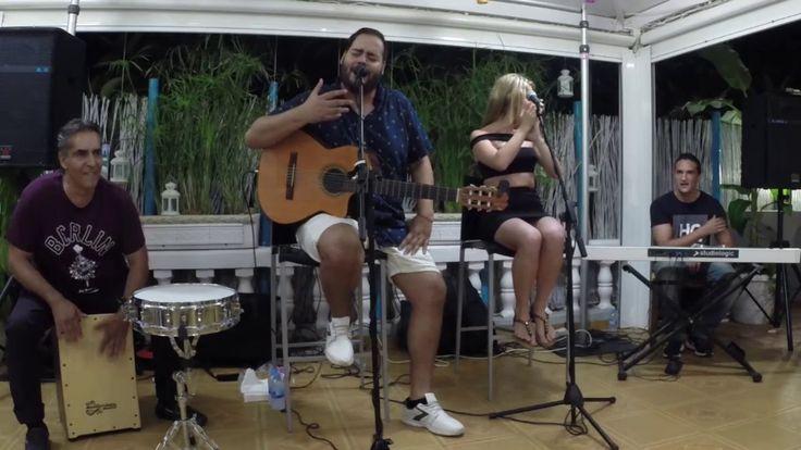 ISRA MALDONADO - Concierto completo  - Restaurante Rusos - Flamenco - Mú...