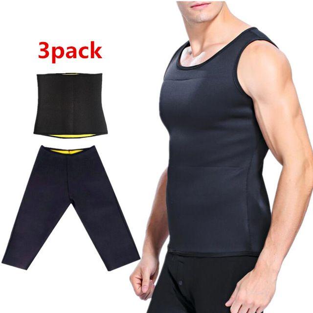 Для похудения мужской жилет <b>body shaper</b> Для мужчин футболка ...
