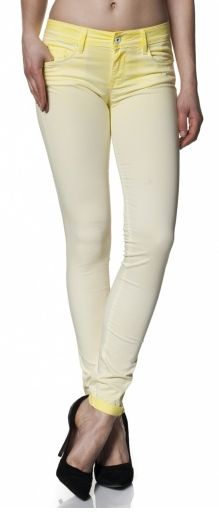 #jeans #salsa #salsajeans #amarillolimon #pantalones