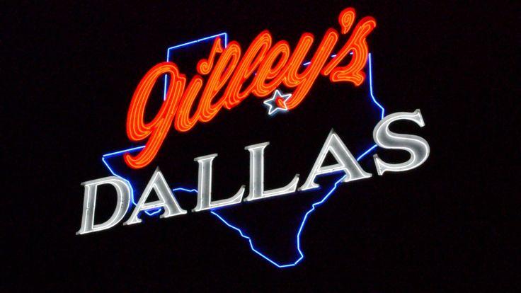 Gilley's Dallas Sign