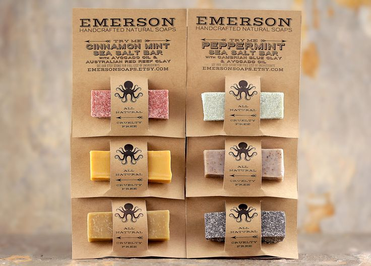 Scared of commitment? Now you can try before you buy! 6 assorted 0.4 to 0.6 oz soap samples so you can try my different soap recipes and essential oil blends without committing to a whole bar. I'll ch