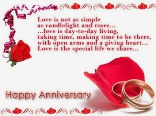 19 best wedding anniversary wishes images on Pinterest - best wishes in life