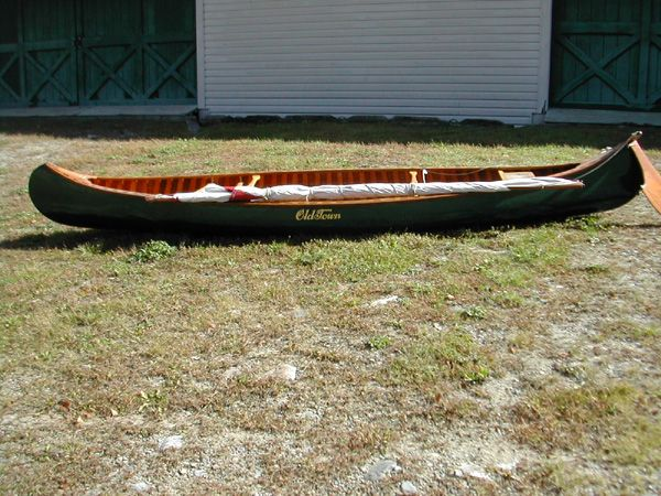 New & Used Canoes For Sale: Great Sale Pricing On Guideboats & Canoes!