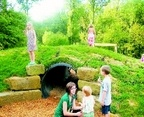 I would love to be able to design a natural playground. So imaginative!Gardens Ideas, Outdoor Ideas, Playgrounds Inspiration, Montessori Schools, Outdoor Plays, Nature Playgrounds, Montessori Inspiration, Montessori Playgrounds, Playgrounds Ideas