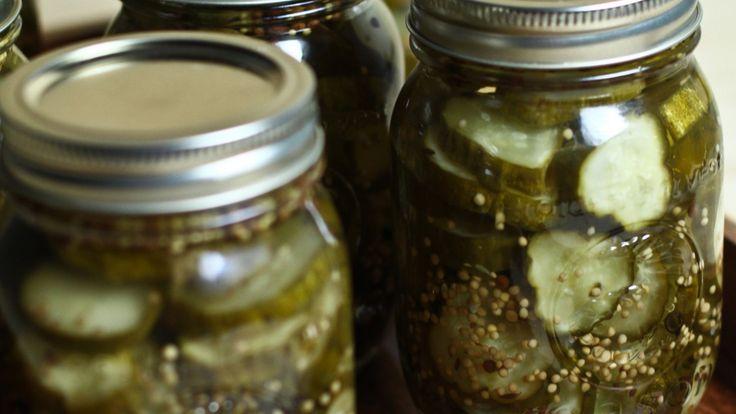 Une recette de cornichons sucrés présentée sur Zeste et Zeste.tv.